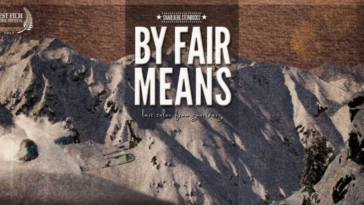 BY FAIR MEANS – lost tales from gnarlberg