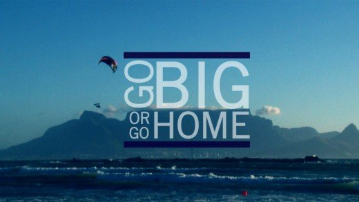 Go BIG or go Home [Red Bull King of the Air '14]