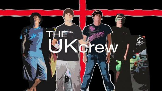 The FreeRide Project 2 – A Proper Kite movie – UKcrew (OFFICIAL MOVIE)