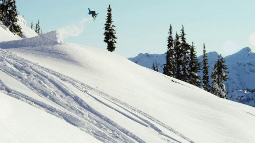 Whistler Bluebird Days with Mikey Rencz, Jussi Oksanen and Jeremy Jones