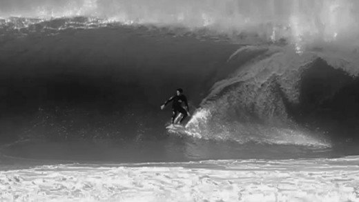 Epic Surf In France | Les Landes | 27 Nov 2014