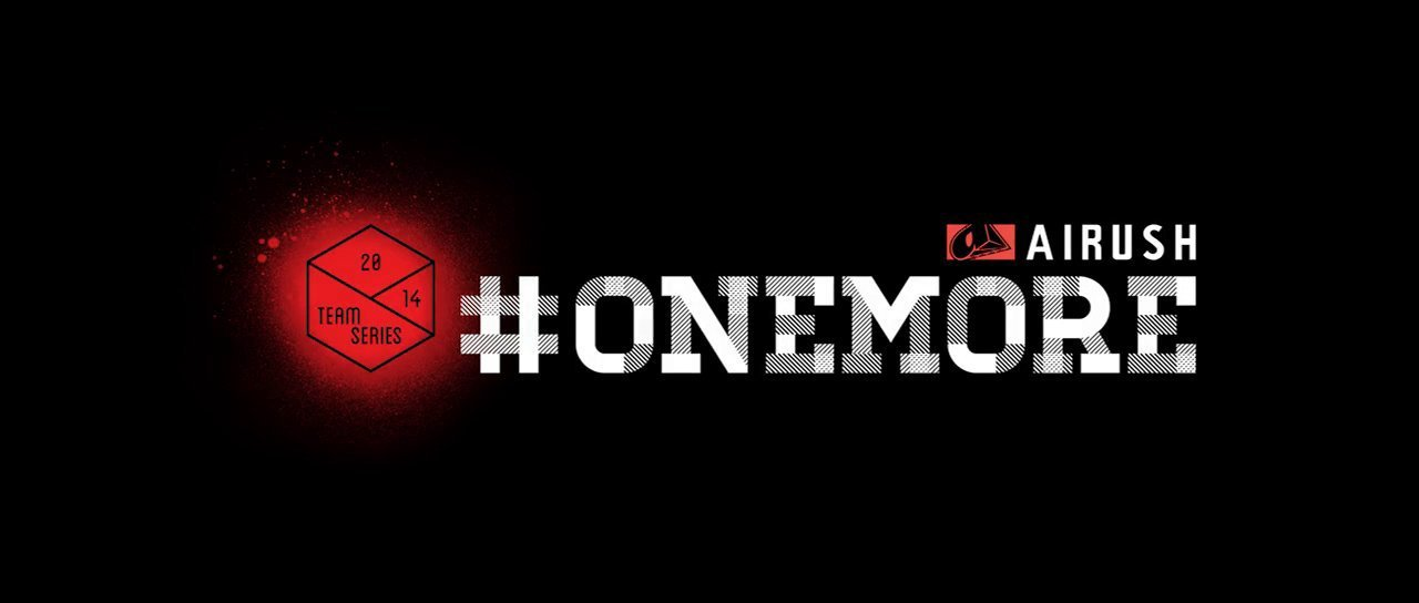 AIRUSH #ONEMORE [MOVIE]