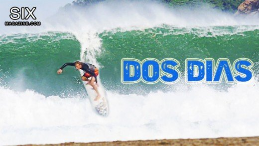 Biggest Wave SURFING | Dos Dias | Zicatela Beach Mexico