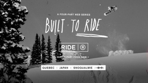 Built To Ride – Episode 4 – British Columbia