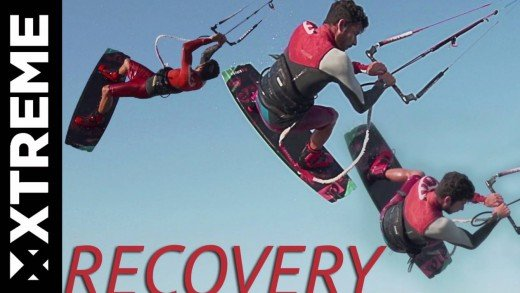 Kitesurf Alex Pastor RAW | Recovery | Episode 1