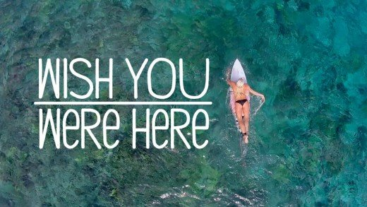 Wish You Were Here- Tati in Tahiti