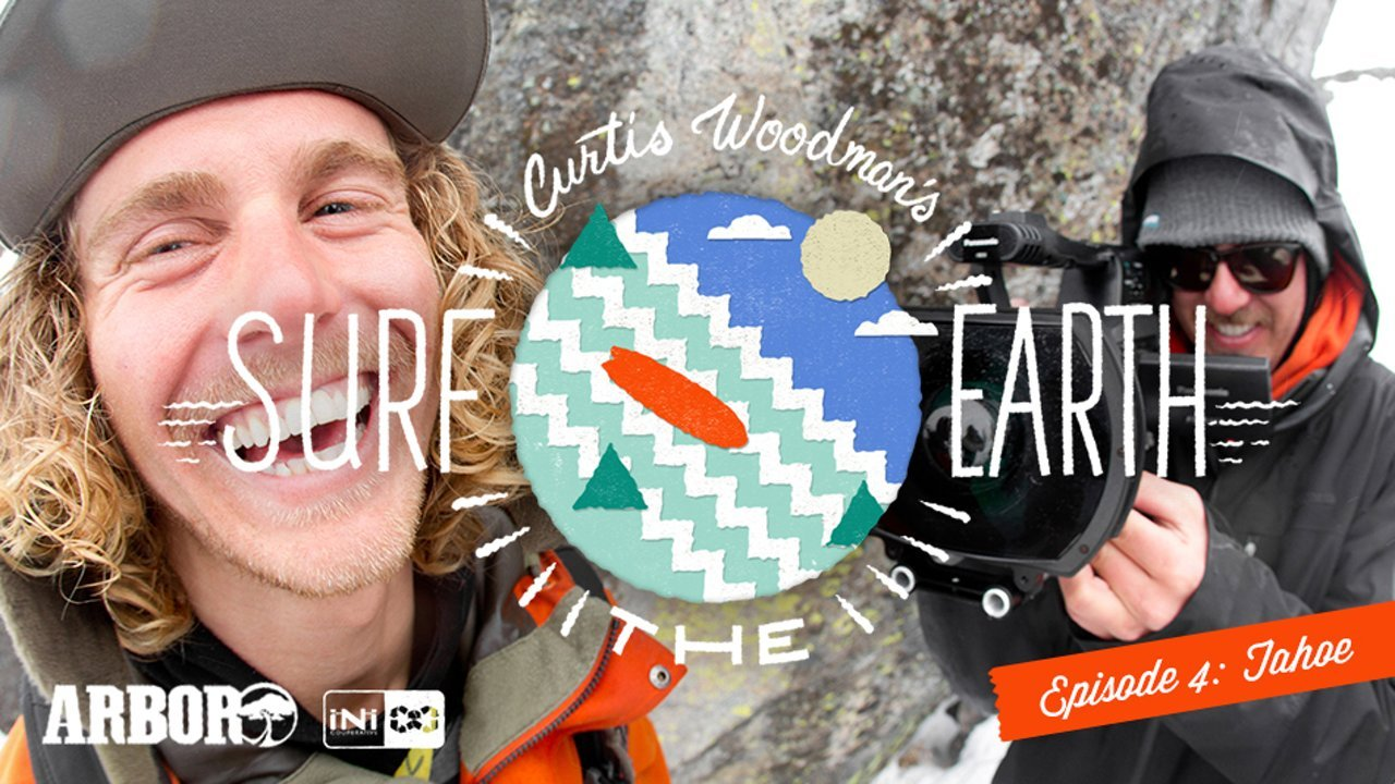 Arbor Snowboards :: Surf The Earth – Tahoe