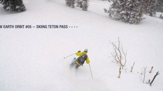 Low Earth Orbit #05 :: Skiing Teton Pass