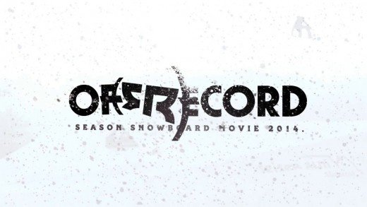 OF(FR)ECORD – SHORT CZECH SEASON 2014 SNOWBOARD MOVIE