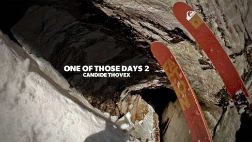 One of those days 2 – Candide Thovex