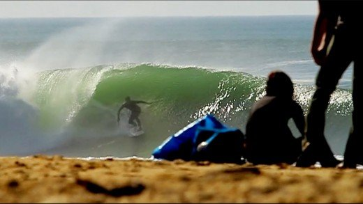 Surf Session | Epic swell | 2 HOURS IN FRANCE
