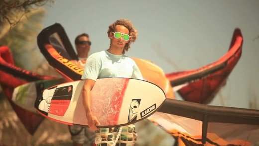 Video conceito Airush 2014