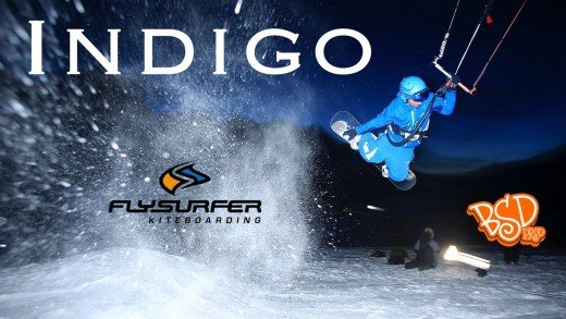 Indigo – a snowkite movie