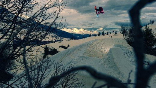 Peter 'shredapeda' Walchhofer – Full Snowboard Part 2014