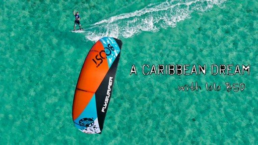 A caribbean dream with lolo BSD