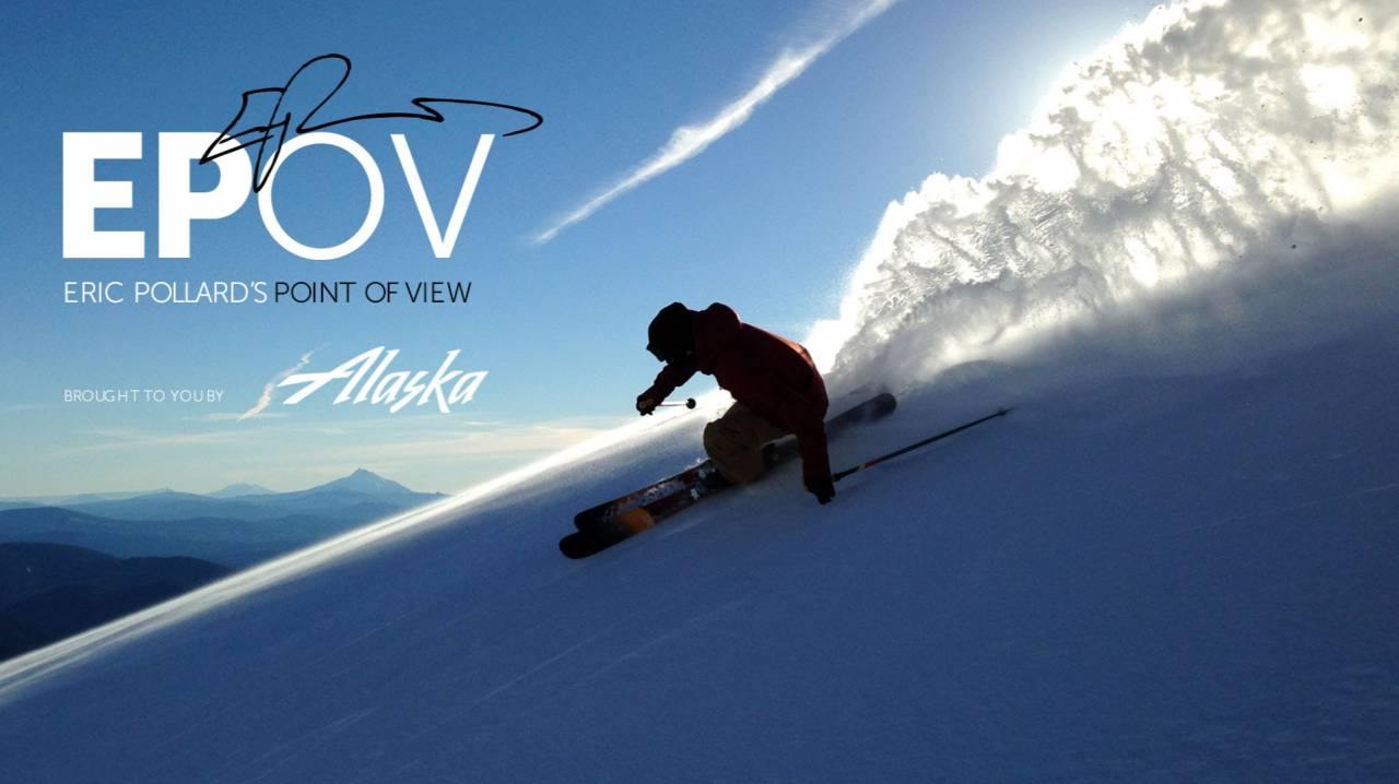EPOV x Alaska Airlines – Travel with Eric Pollard Part. 1