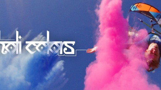 Holi Colors – The Film – Flysurfer Kiteboarding