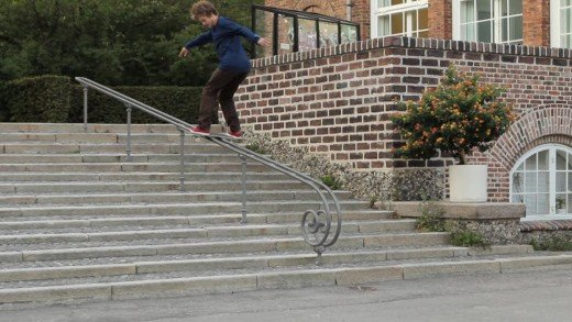 "Jonas Daater's ""The Mink"" Part"