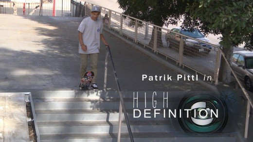 Patrik Pittl HIGH Definition