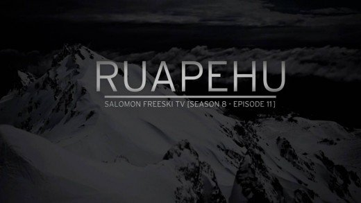 Ruapehu – Salomon Freeski TV S8 E11