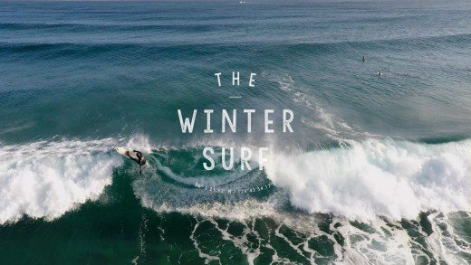 The Winter Surf