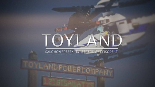 Toyland – Salomon Freeski TV S8 E12