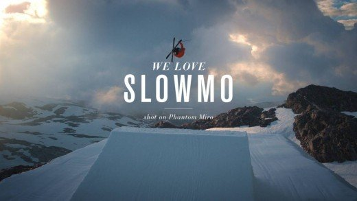 WE LOVE SLOWMO