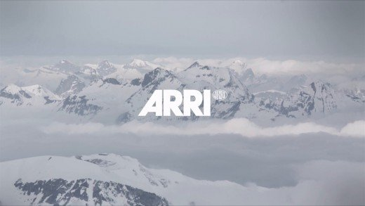 ALEXA Mini in Mürren