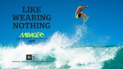 Gabriel Medina: The Mirage Aggrogame