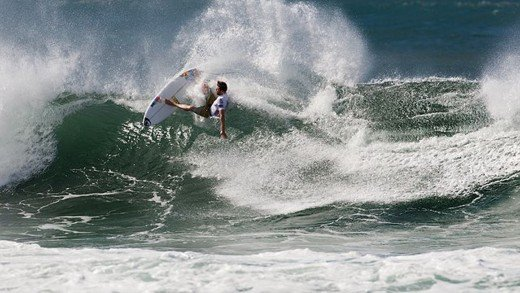 Kelly Slater vs Dane Reynolds: Tennis Match