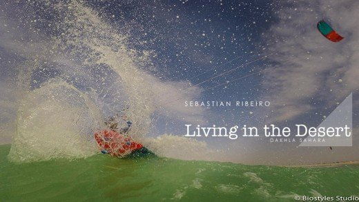 Sebastian Ribeiro – Living in the Desert