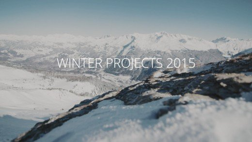 Winter Projects 2015 with the Sony FS7