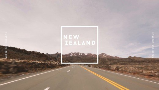 Arbor Skateboards :: A Team Excursion To New Zealand