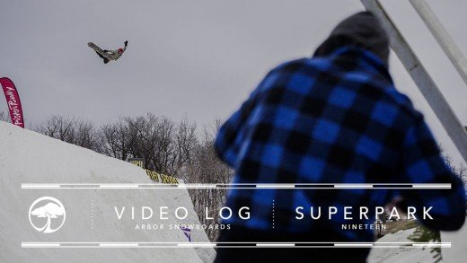 Arbor Snowboards :: Video Log – Superpark 19