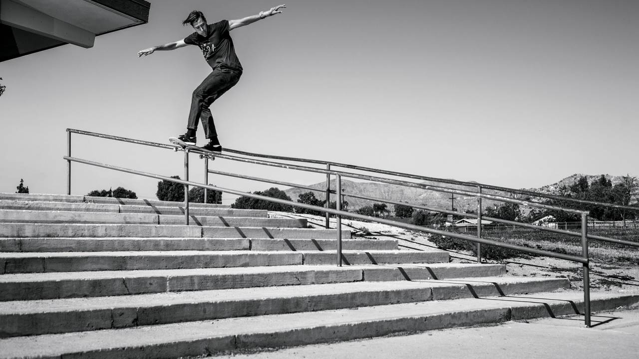 DC SHOES: MIKEY TAYLOR FOR THE MIKEY 2