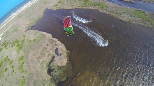 Epic Downwinder – The Slicks