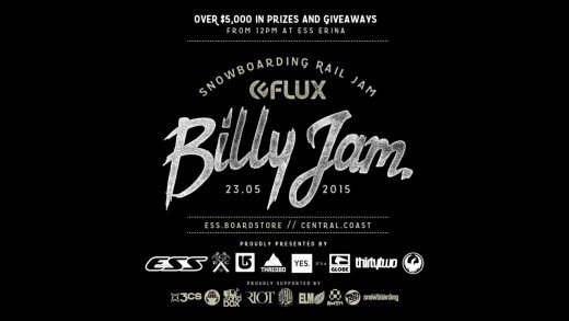 Flux Billy Jam – 2015