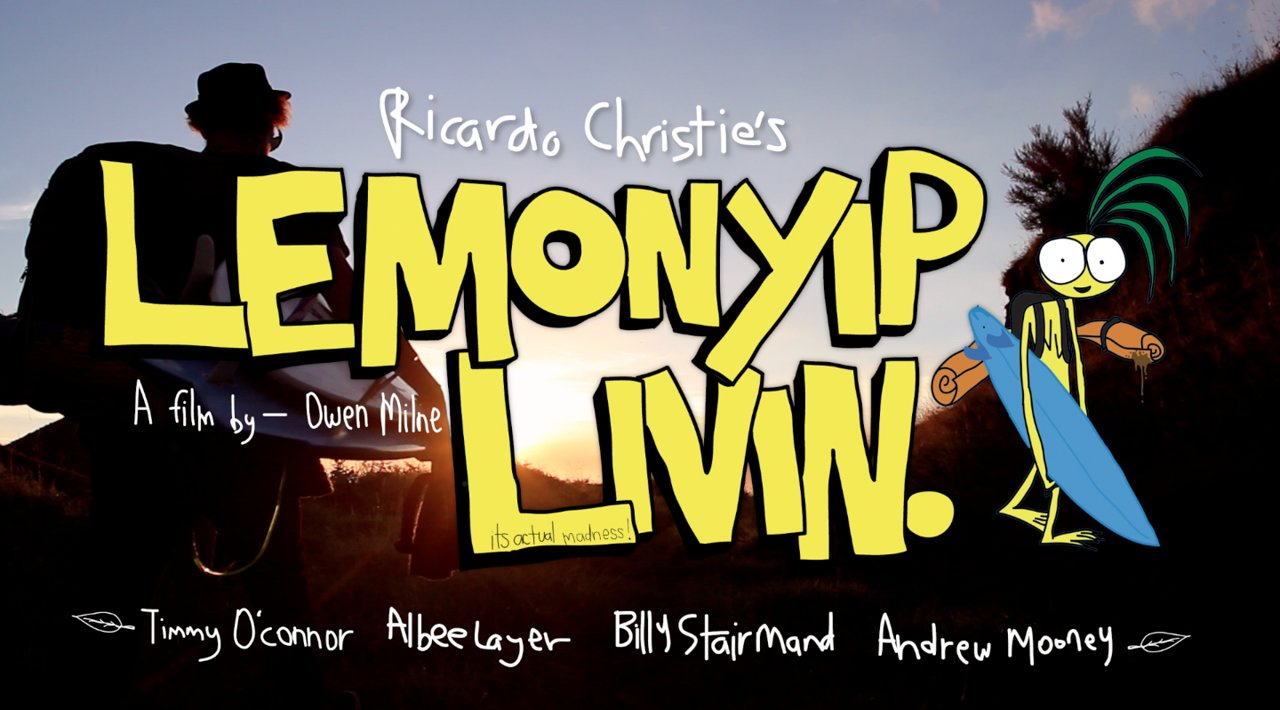 """LEMONYIP LIVIN"" Official Film 2014"