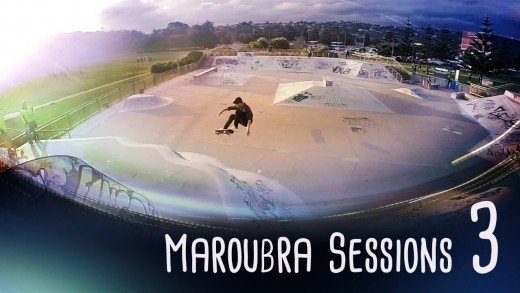 """Maroubra Sessions 3"" – PUSH"