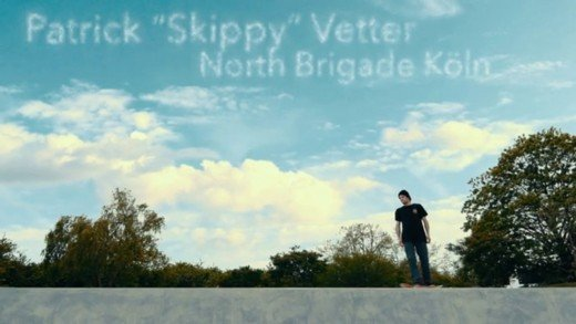 "Patrick ""Skippy"" Vetter skating the new North Brigade in Cologne. – Germany Talent – Shot on the DJI Ronin."