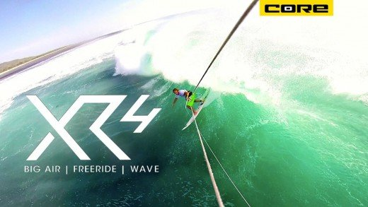 CORE XR4 // Big Air – Freeride – Wave