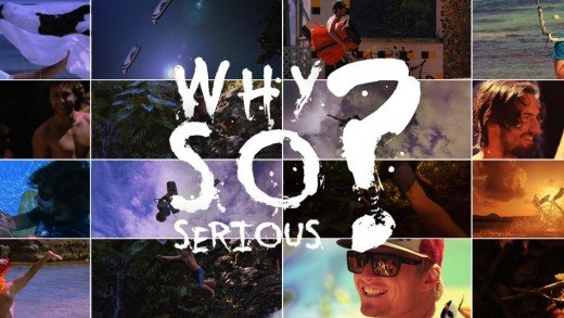 Flysurfer Kiteboarding – Why so serious?