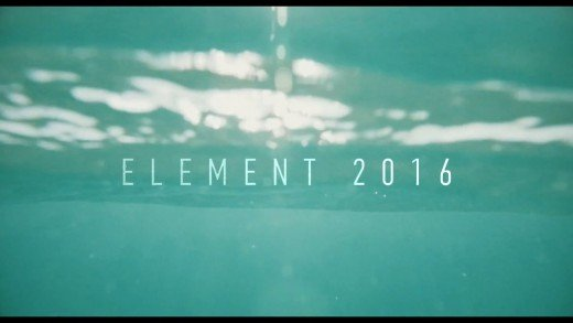 LiquidForce Kiteboard Element 2016