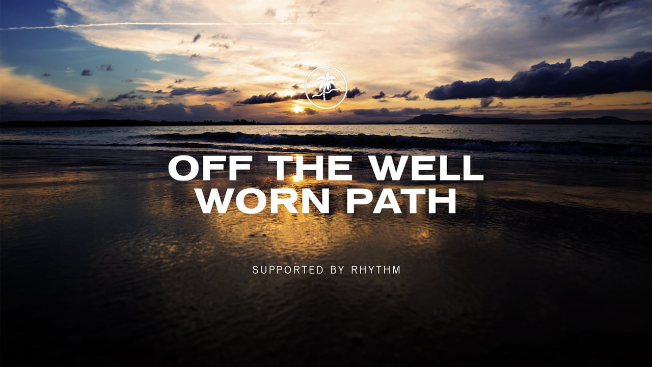 Off The Well Worn Path – Asher Pacey