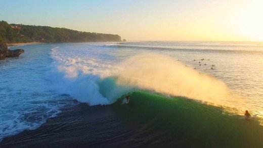Padang Padang Swell of Decade