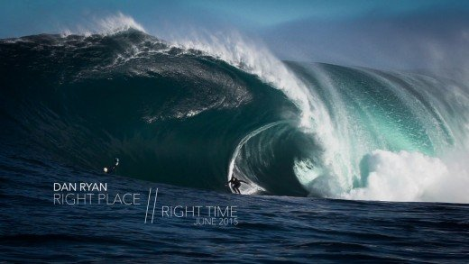 Right Place // Right Time – Dan Ryan
