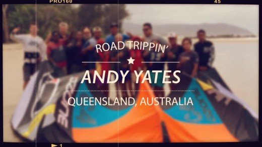 Road Trippin' with Andy Yates – Episode One