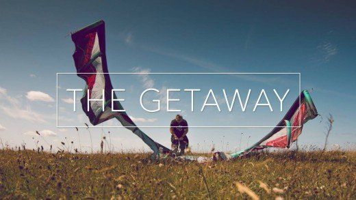 The Getaway – Kitesurfing a secret spot