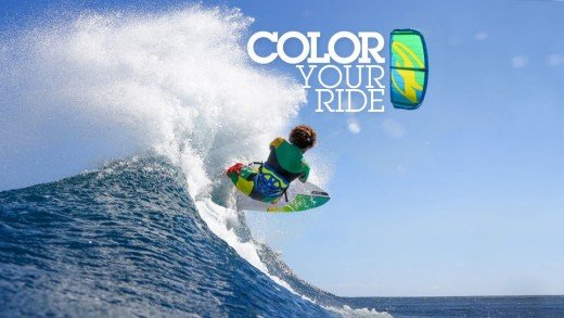 F-ONE 2016 COLLECTION: Color your Ride!