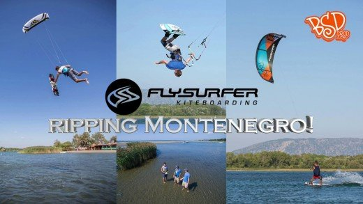 Beautiful Bojana – Ripping Montenegro!